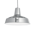 Люстра IDEAL LUX MOBY SP1 CROMO