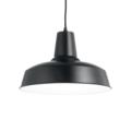 Подвесной светильник IDEAL LUX MOBY SP1 NERO