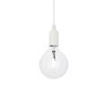 Подвесной светильник IDEAL LUX EDISON SP1 BIANCO