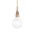 Подвесной светильник IDEAL LUX MINIMAL SP1 ORO