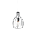 Люстра IDEAL LUX AMPOLLA-2 SP1 NERO