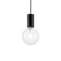 Подвесной светильник IDEAL LUX HUGO SP1 NERO