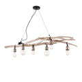 Люстра IDEAL LUX DRIFTWOOD SP6