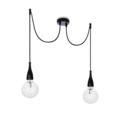Подвесной светильник IDEAL LUX MINIMAL SP2 NERO
