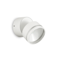Бра IDEAL LUX OMEGA AP ROUND BIANCO 4000K