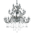 Люстра IDEAL LUX COLOSSAL SP30 GRIGIO