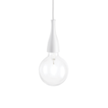 Люстра IDEAL LUX MINIMAL SP1 BIANCO