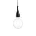 Подвесной светильник IDEAL LUX MINIMAL SP1 NERO