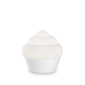 Настольная лампа IDEAL LUX CUPCAKE TL1 BIG BIANCO