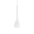 Люстра IDEAL LUX FLUT SP1 SMALL BIANCO