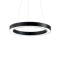 Люстра IDEAL LUX ORACLE D60 ROUND NERO