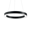 Люстра IDEAL LUX ORACLE D70 ROUND NERO
