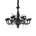 Люстра IDEAL LUX RENOIR SP12 NERO