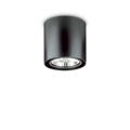 Люстра IDEAL LUX MOOD PL1 D15 ROUND NERO