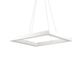 Люстра IDEAL LUX ORACLE D60 SQUARE BIANCO
