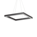 Люстра IDEAL LUX ORACLE D60 SQUARE NERO
