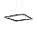 Люстра IDEAL LUX ORACLE D70 SQUARE NERO