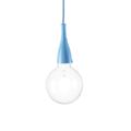 Подвесной светильник IDEAL LUX MINIMAL SP1 AZZURRO